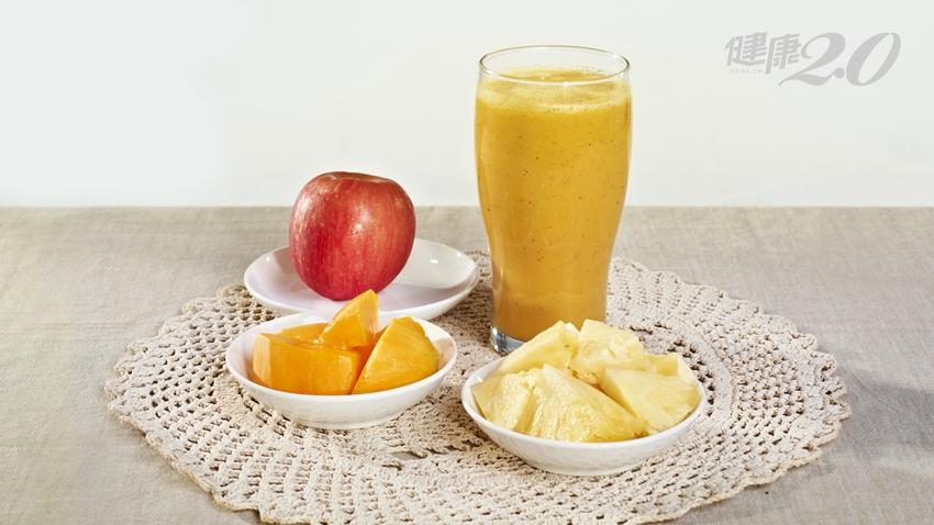 吃早餐清腸排毒!營養師教你:早上2種顏色幫肝臟解毒