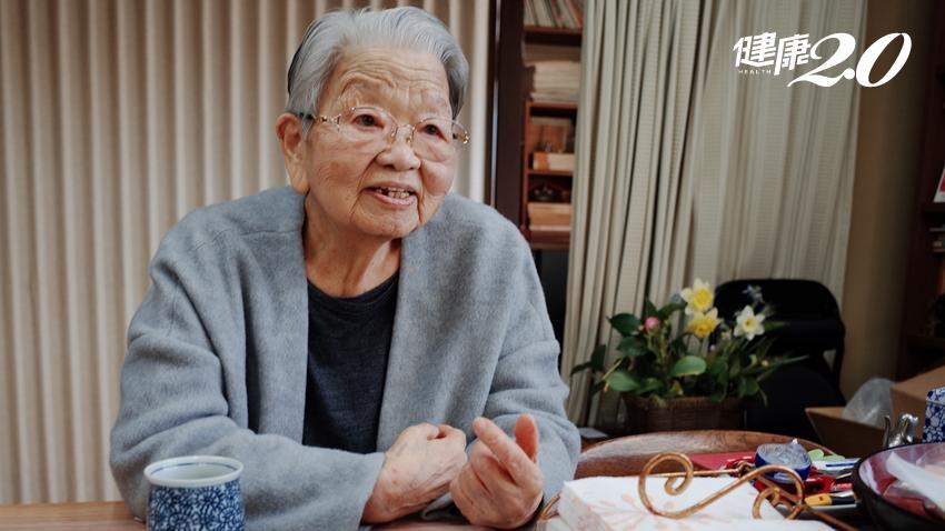 66歲以後的「斷捨離守則」,讓她的生活和心境都清爽