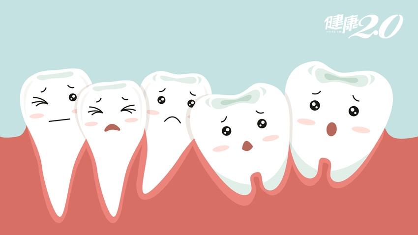 牙齒不整齊,當心頭痛找上門!這一招幫臉頰「放輕鬆」