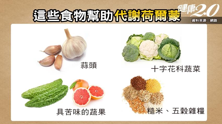 遠離子宮肌瘤!這種蔬菜1周吃5次,養子宮代謝荷爾蒙