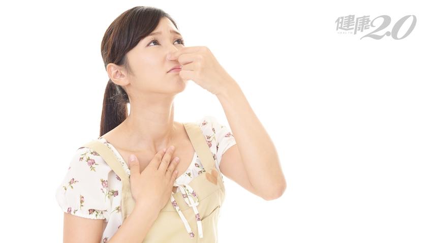 鼻腔大易鼻塞?吸不到空氣原來是「空鼻症」作怪