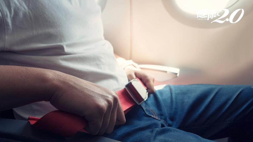 搭飛機很難受,下肢水腫、循環不良?8個小動作預防