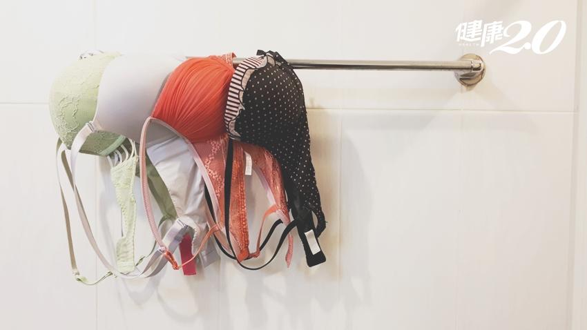內衣褲晾浴室、過期面膜照樣用…7個壞習慣讓黴菌找上你