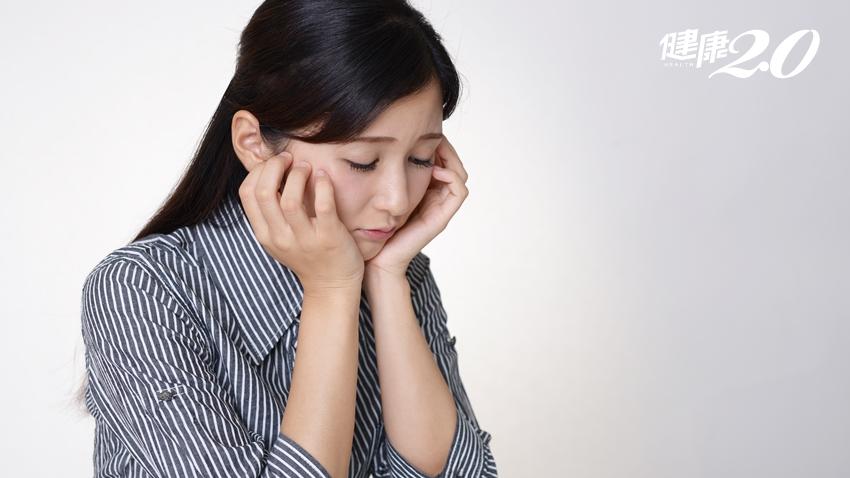 情緒低落、易被激怒?中醫理氣安神 用「食療」抗憂鬱