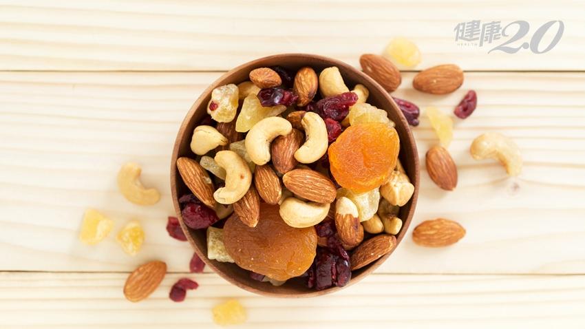 堅果是「好心」食物 營養師傳授:怎麼買、吃多少不會胖?
