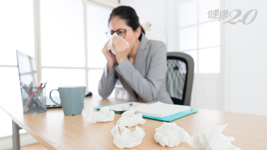 狂流鼻水好難受!中醫師激推通鼻3穴、家常補養湯