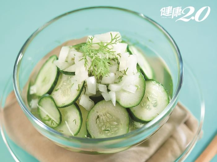 抗肥食物「小黃瓜」!除了減肥消暑,還有這些意外好處