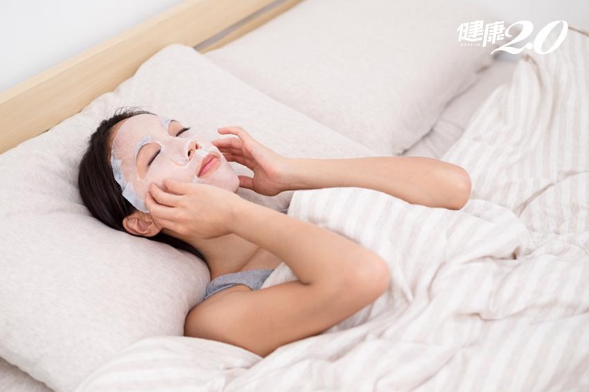 面膜有防腐劑能用嗎?美白、抗老功能哪個有效?醫師一次說明白