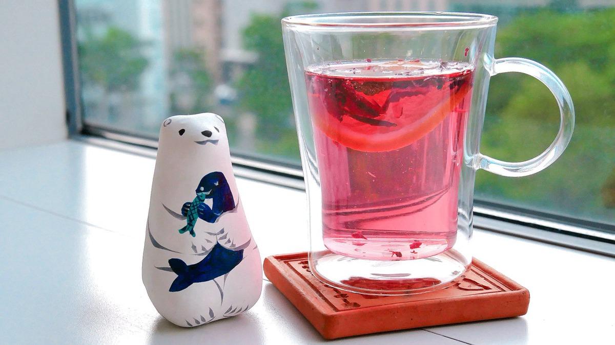 上班好心情靠自己 這款花草果乾水讓你每天都能有美美的下午茶