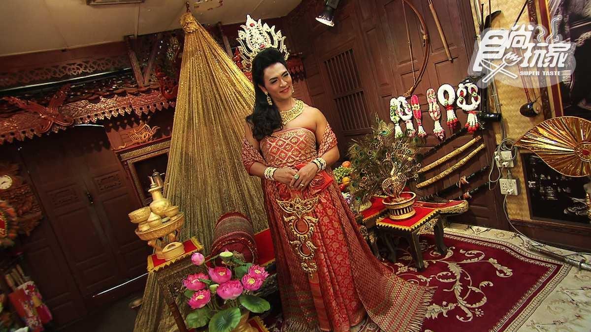 夢多竟然可以這麼妖嬌!「泰式宮廷古裝沙龍照」今年玩曼谷必拍