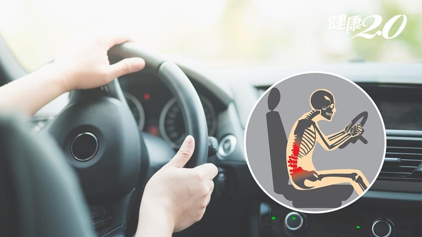 別等腰痠才要動!主婦、上班族、職業司機都該做這招「腰椎伸展」