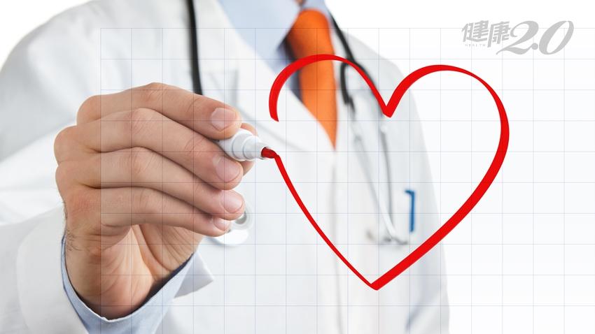 算一算,你的中風機率高嗎?快和心臟科醫師學「養心祕技」