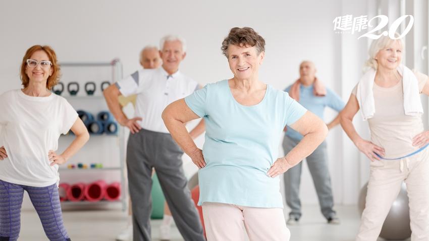 熟齡健腦守則:遠離阿茲海默症,只要「一點點」運動就夠!