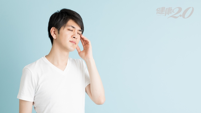 經常性頭昏手腳無力  小心這2處動脈狹窄也會腦中風