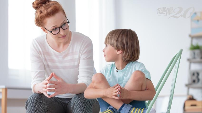 孩童答非所問並非不聽話 原來是積液性中耳炎作怪