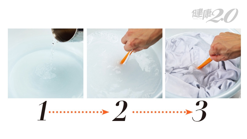 漂白劑別亂用,氯系氧系搞清楚!達人教你正確洗衣聰明用