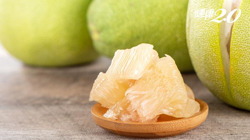 吃柚子清血管防中風 中醫:「加一物」排毒去火
