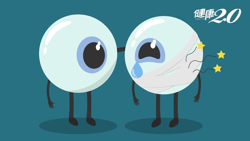 眼睛加速變老!高度近視難逃5大眼疾 中醫教你喝「定志明目湯」