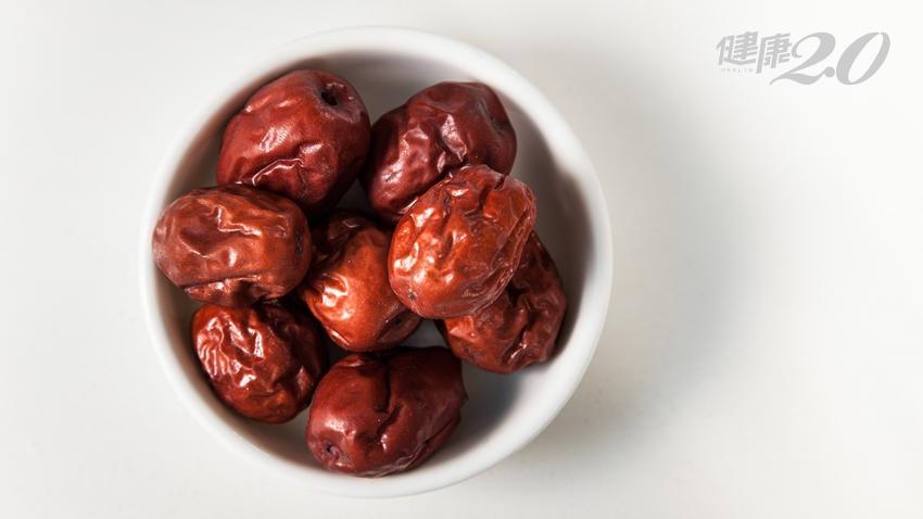 高纖高鉀又高C!紅棗不僅提升料理甜味,這些人吃了有好處