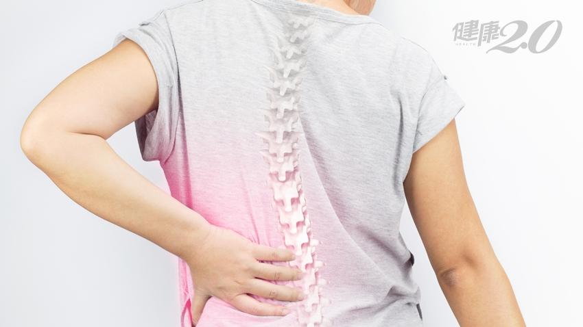 走路內八或外八、背部痠痛,是不是脊椎側彎?