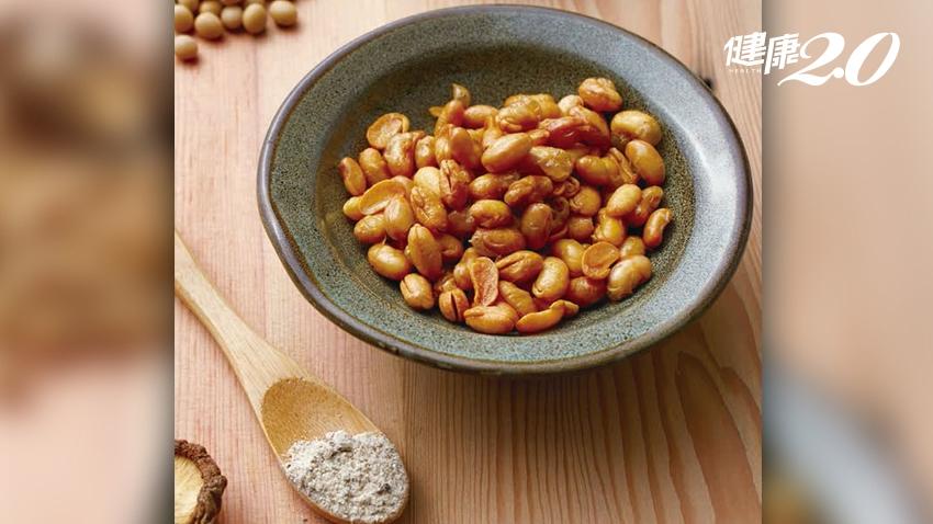 黃豆、香菇自製天然「味精」遠離高血壓放心吃、料理更鮮美