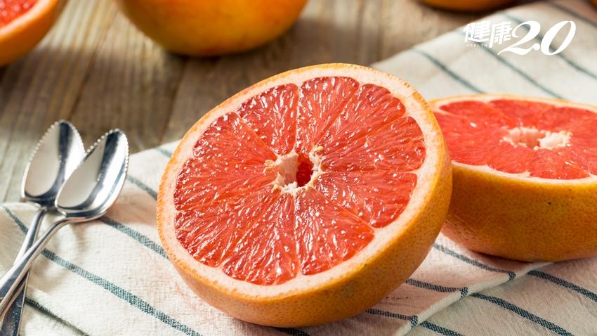 女星吃「葡萄柚」12天瘦4公斤 營養師提醒「這樣吃」比較好