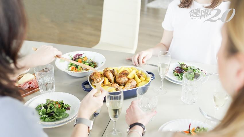 該吃幾分飽?定時吃飯才健康?營養師一次解答