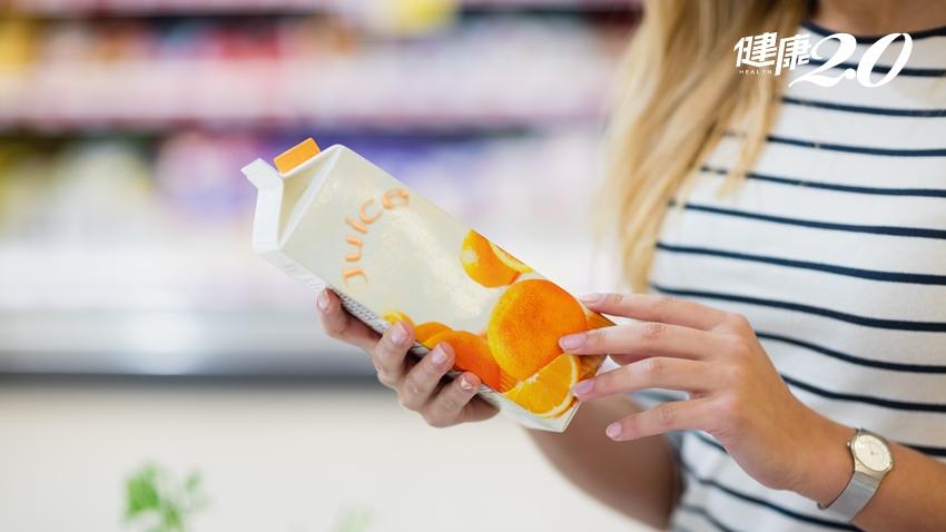 喝果汁等於吃水果?專家揭露4大真相,可能顛覆你的健康觀!