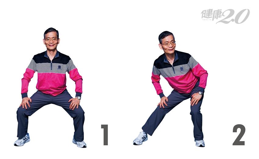 簡文仁親授!「骨盆伸展操」解除肌肉痠痛、小腹也消失