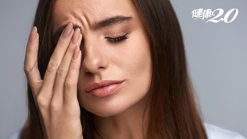 20歲以下到60歲以上都難逃…視力模糊、疲倦、畏光都是它害的!