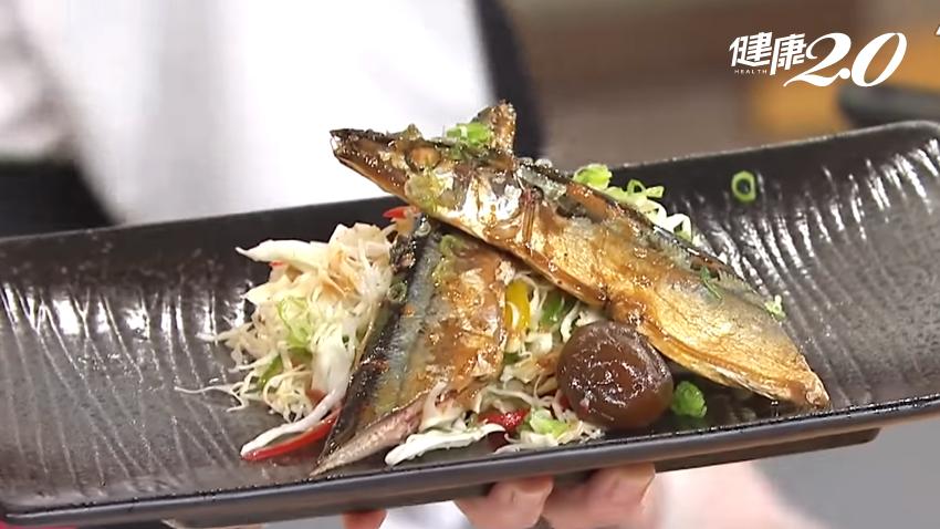吃秋刀魚活腦!主廚親授「不卡刺」安心吃的烹煮祕技
