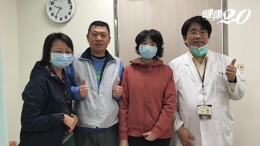 找不到合適骨髓,「半相合造血幹細胞」移植  父成功救18歲獨女