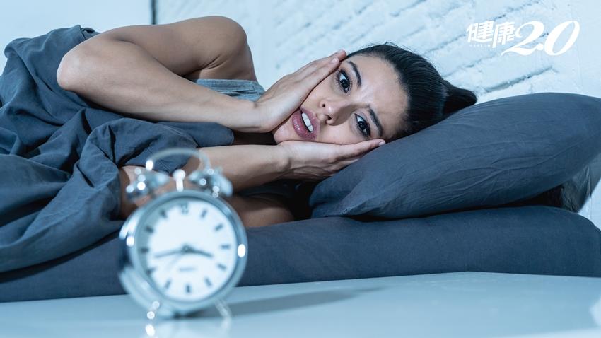 睡眠不足影響身心 少於6小時可引致心理疾病
