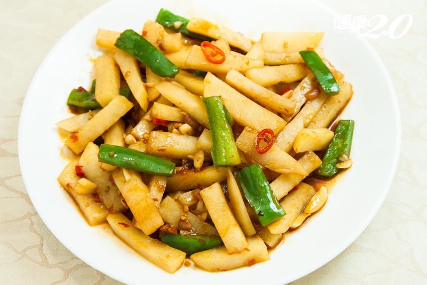 歐美人也愛吃!2種潤肺、除秋燥的白色食物