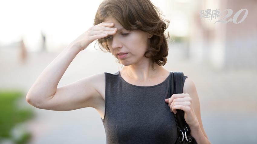 小心!不只是頭暈,可能腦血管狹窄快中風