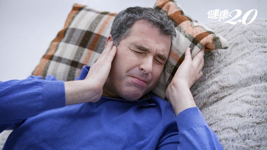 他耳邊蟬叫不停竟是腦瘤 小心頭昏、臉麻、手抖等症狀