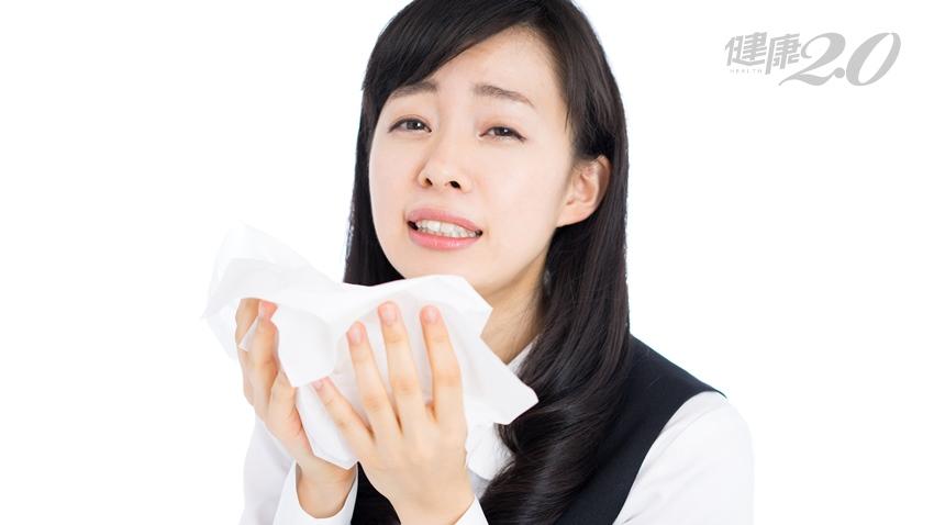 沒症狀就可自行停藥?女網紅氣喘發作險要命