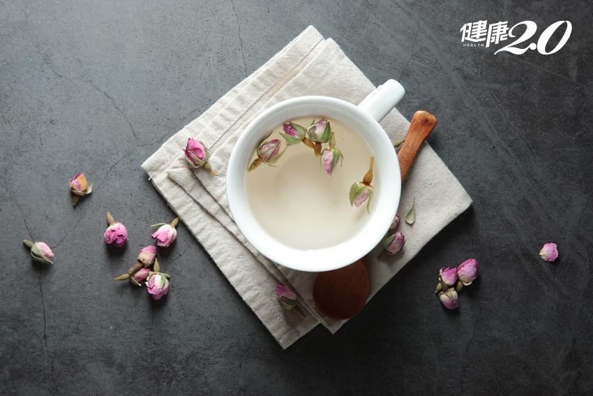 女性必喝6款香草茶飲:促進代謝、消水腫、養顏又安神