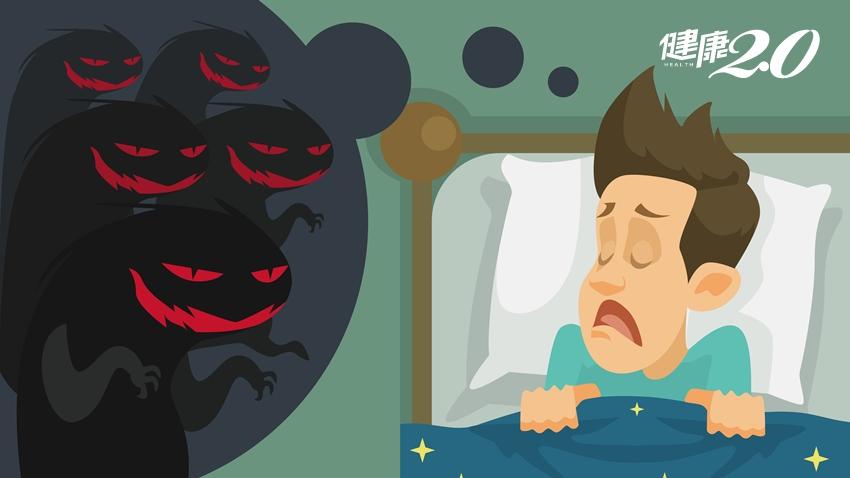 睡得好嗎?4招自我檢測法,「睡眠前中後」都藏有大重點