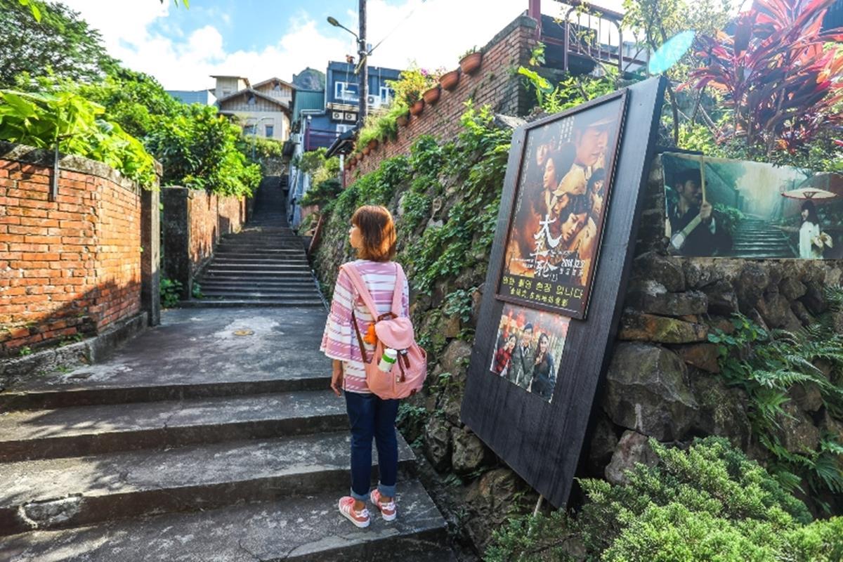 九份3個隱藏版景點曝光了:斜坡索道、金瓜石版銀座、採金礦步道