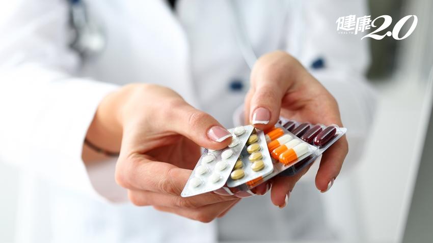 避免浪費!重複領藥得自費 明年1月起擴大至60類藥品