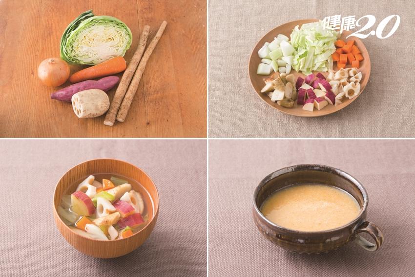 抗癌藥研究權威傳授:預防癌症,喝蔬菜湯最有效!