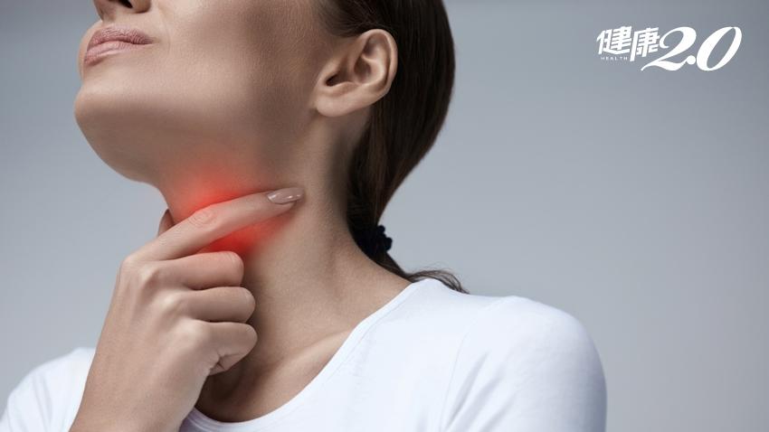 這種喉嚨痛小心致命!吳明珠傳授1招 提升咽喉免疫力