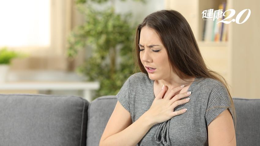 她重養生,每天晨跑卻咳到肺水腫?竟是因為忽略這個症狀