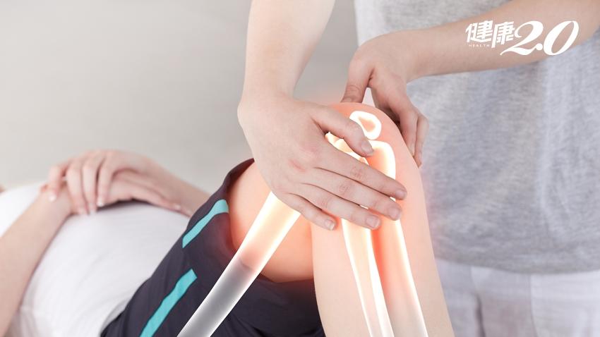 關節權威呂紹睿:確實執行護膝3運動,促進軟骨健康