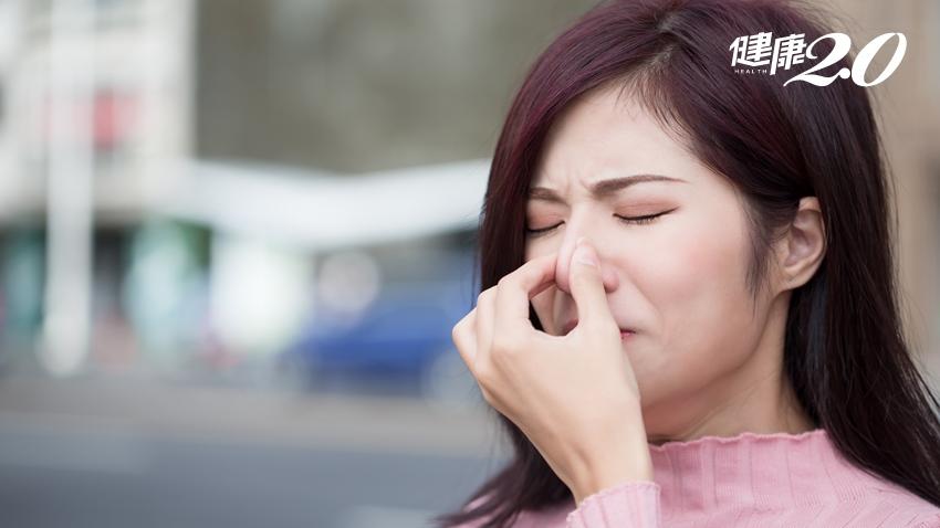 空氣太髒呼吸不自由 6大生活習慣保護呼吸道