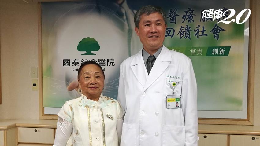 81歲奶奶手術併發症幾乎盲眼 醫師這樣救視力 就連螞蟻都能看見