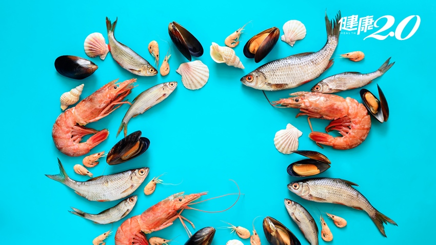 怕膽固醇不吃海鮮?做好這2件事什麼都能吃