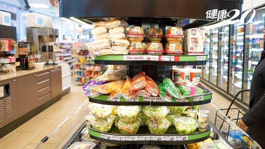 營養師傳4招上班族吃超商也能健康瘦