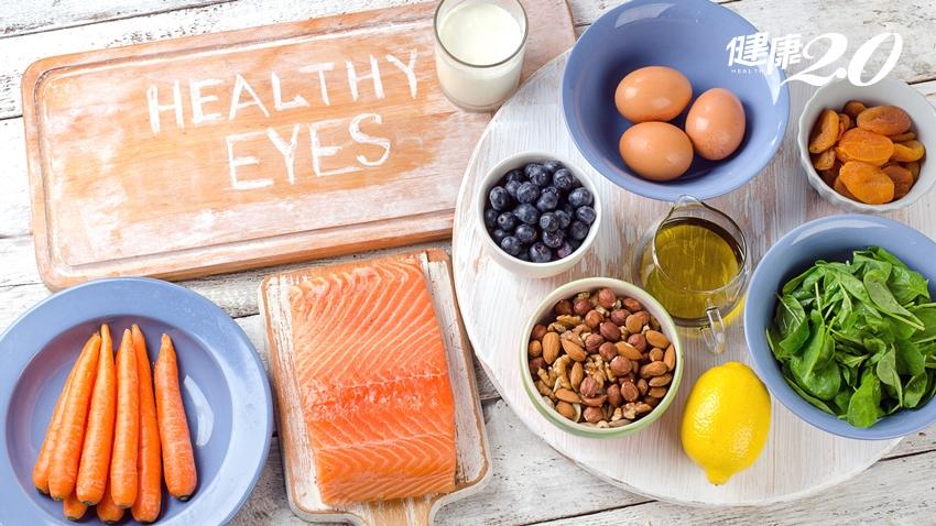 厲害!營養師女兒特調護眼飲食,幫爸爸視力從0.5回到0.8